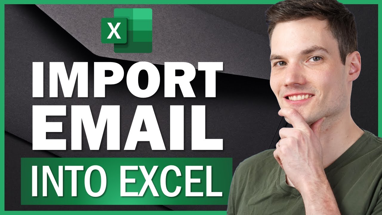 How to Import Email to Excel Automatically
