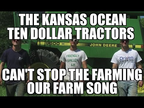 Our Farm Song (Cake by the Ocean, Stressed Out, Can't Stop the Feeling, Fight Song Parody)