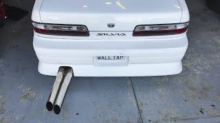 RICER EXHAUST FOR THE S13!?