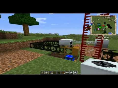 Tutorial  FTB Unleashed Infinite Power Supply using Lava