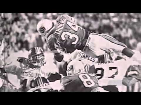 OSU Hall of Honor - Thurman Thomas