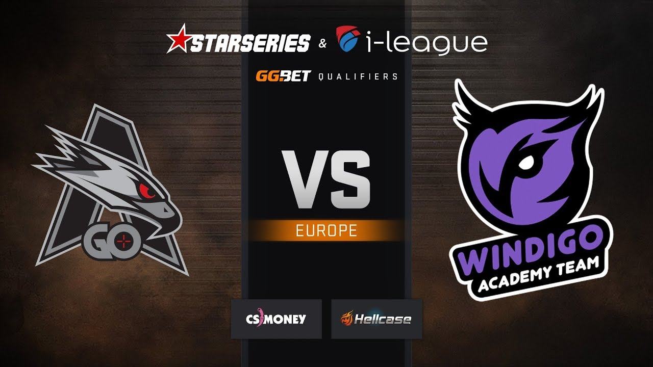 AGO vs Windigo Academy, map 2 dust2, StarSeries & i-League S7 GG.Bet EU Qualifier