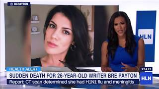 Bre Payton, 26-year-old conservative writer, dies following sudden illness