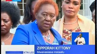 Wanawake wa KANU waunga mkono juhudi za rais katika vita dhidi ya ufisadi