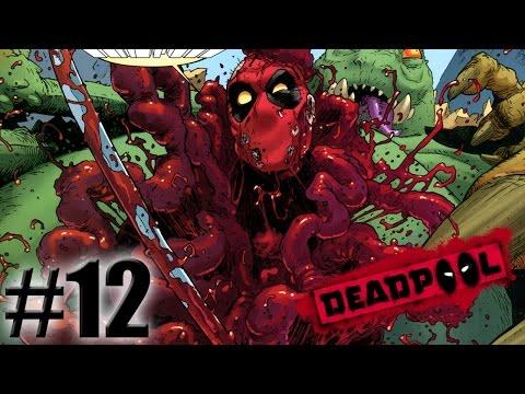 NO PUEDO PARAR DE MORIR!! - PS4 - DeadPool the Game #12 - 동영상