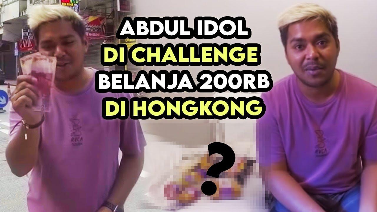 Ahmad Abdul | IDOL TRAVELER : 200.000 RUPIAH DAPET APA DI HONGKONG?