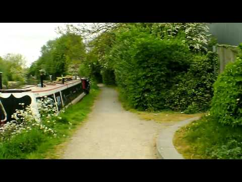 grand union canal west drayton to cowley lock