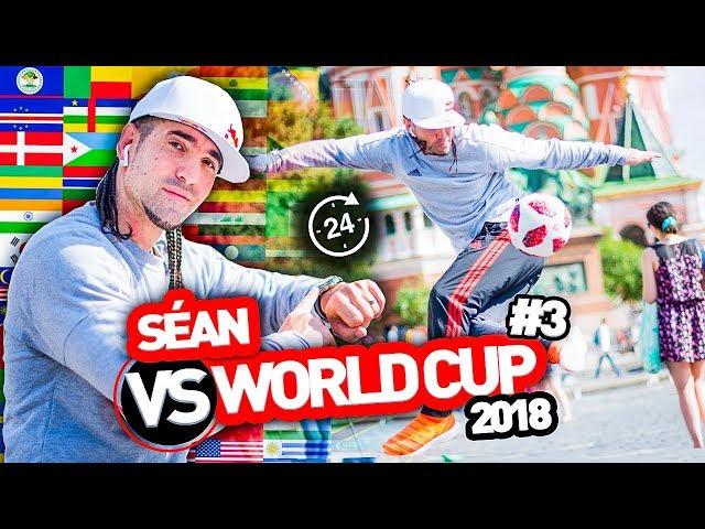 SÉAN GARNIER vs THE WORLD