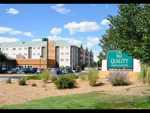 Quality Inn & Suites Denver International Airport - Aurora Hotels, Colorado