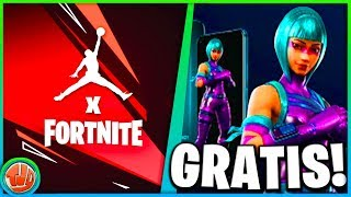 * UPDATE * v 9.10 Fortnite X Jordan!! * FREE * Skin Unlocken!! Friday Fortnite BACK!!