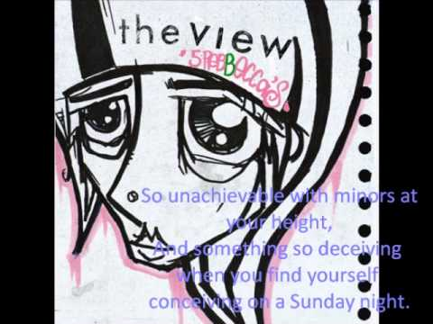 The View - 5 Rebbecca's (w/lyrics)