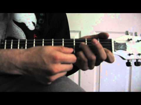 Nancy Wilson- Elevator Beat guitar lesson