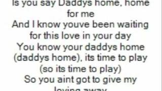 Usher - Hey Daddy Lyrics