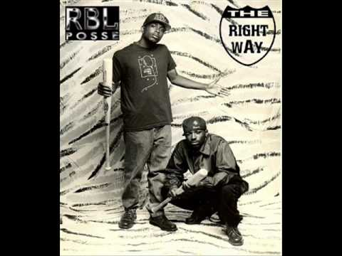 RBL Posse - 1 Time For The Homies - YouTube