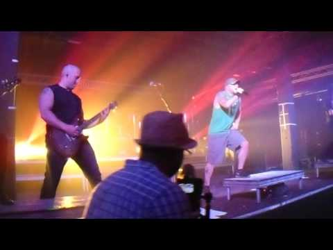 All That Remains - Victory Lap live at Alamo City Music Hall in San Antonio, Texas