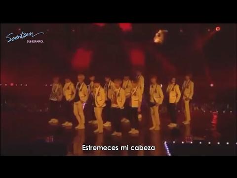 [LIVE] SEVENTEEN - ROCK (Sub Español)