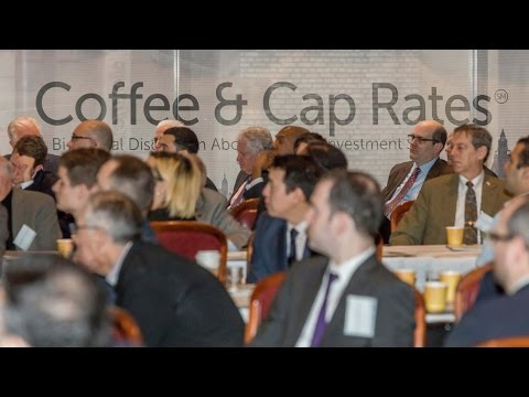 Coffee & Cap Rates Presentation and Panel 2/15/2017