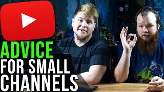 Reviewing Small YouTube Channels & How to Gain Subs! | Lockstin