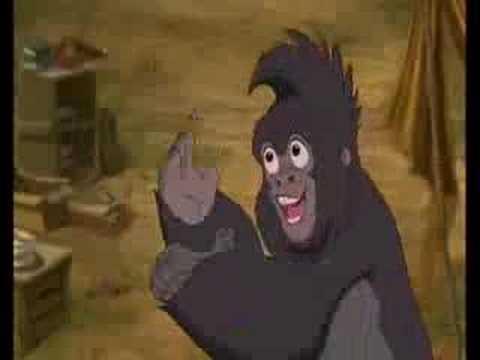 Disney Tarzan CLip 4