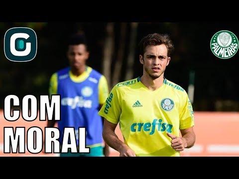 Guerra Lesionado E Hyoran Com Moral No Palmeiras- Gazeta Esportiva (28/05/18)