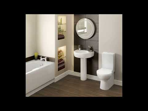 50 Best Bathroom color schemes trends for 2018