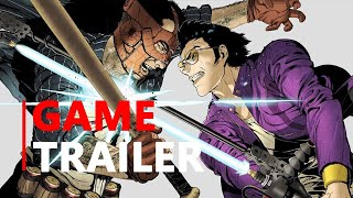 Travis Strikes Again: No More Heroes - Launch Trailer Nintendo Switch