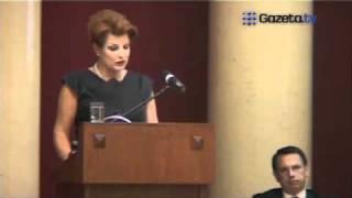 Ewa Gawor: Omówienie sytuacji pod Pałacem Prezydenckim