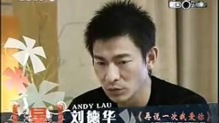 华仔 CCTV3 Zai Shuo Yi Zi Wo Ai Ni 3