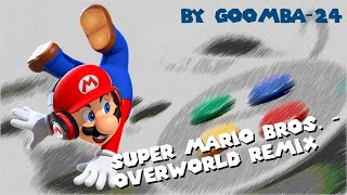 Super Mario Bros. - Overworld Remix • Music (SNES/SPC)