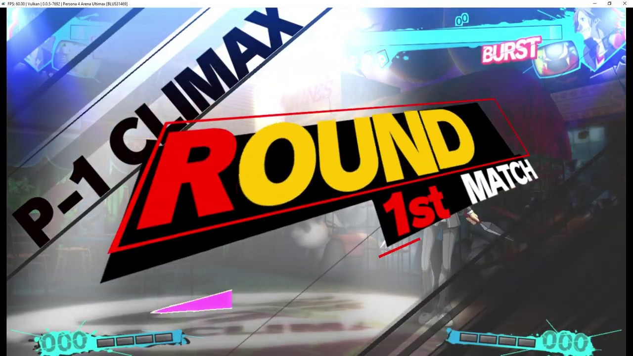 [PS3 Emulator] RPCS3 v0 0 5 7692 | Persona 4 Arena Ultimax