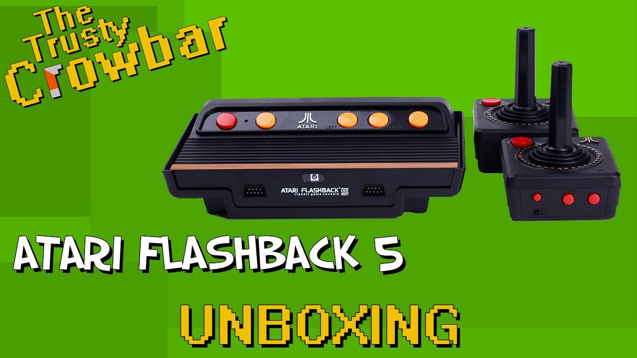 Free: Atari Flashback Classic Game Console Plug & Play ...
