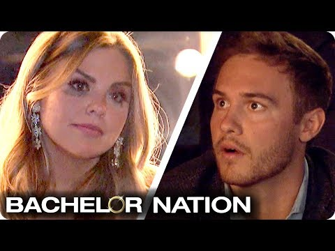 Can Peter Convince Hannah B To Stay?   The Bachelor