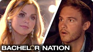 Can Peter Convince Hannah B To Stay? | The Bachelor
