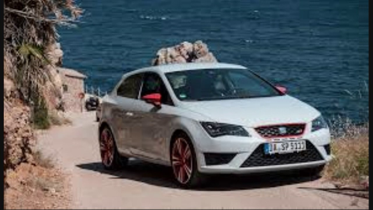 2018 seat leon cupra youtube. Black Bedroom Furniture Sets. Home Design Ideas