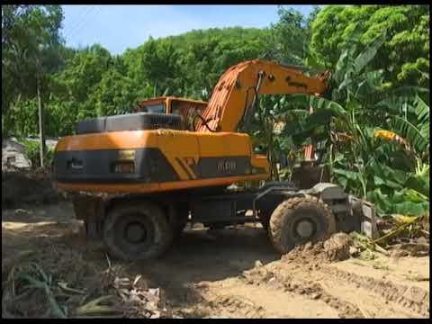 Recuperan servicio de agua en Manuel Tames
