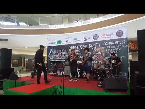 Armand Maulana Feat Evo Band - Just Rock'n Roll (T-OBENK COVER)