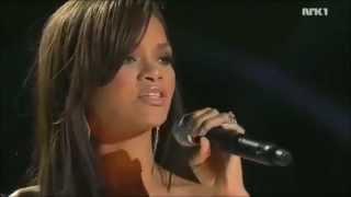 Rihanna - Unfaithful 2006 Live