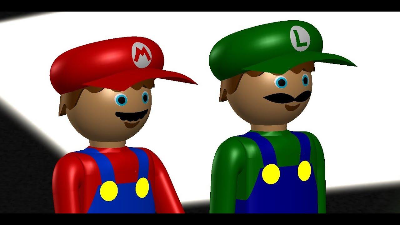 Mario et luigi playmobil youtube - Bebe mario et bebe luigi ...