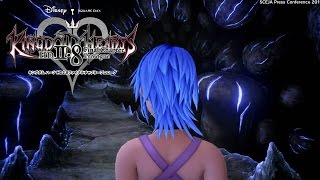 Kingdom Hearts HD 2.8 Final Chapter Prologue (PS4) - Announcement Trailer @ HD ✔