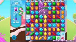 Candy Crush Soda Saga Level 377 No Boosters