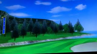 Wii Sports Golf - EXTREME CHIP IN FOR EAGLE!!!