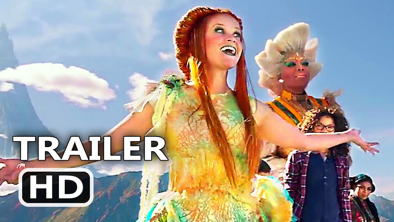 Download A Wrinkle In Time Official Trailer # 3 (2018) Chris Pine New Disney Movie HD
