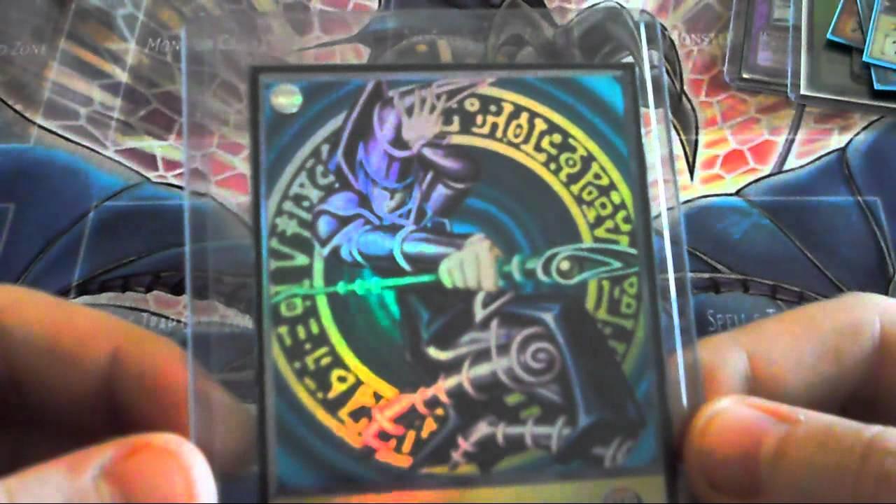 Yugioh orica full-art: dark magician of chaos | oric-en005 custom.