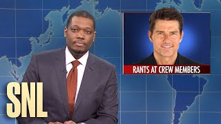 Download Weekend Update: Cleveland Indians Name Change and Tom Cruise Covid Rant - SNL