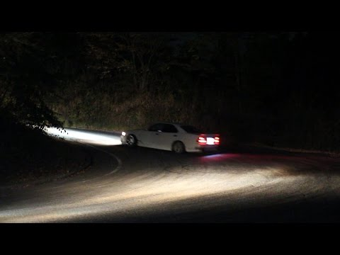 Underground Drift Scene in Gunma Japan