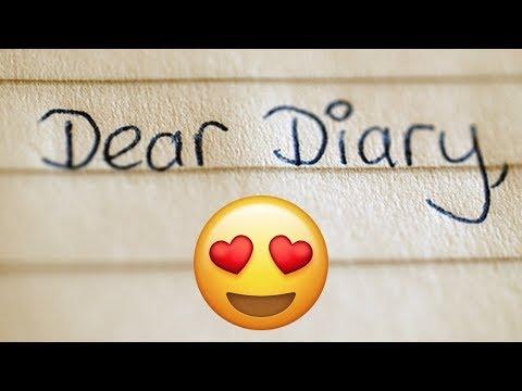 Reading my Diary