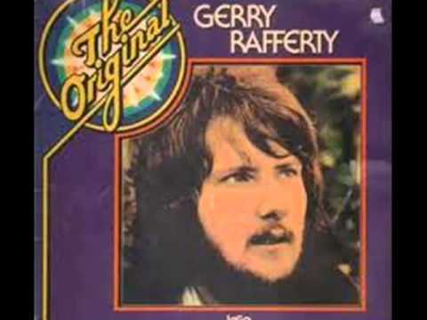 GERRY RAFFERTY ► Right Down the Line 【HD】