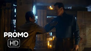 "Ash vs Evil Dead 1x03 ""Books From Beyond"" Promo (HD)"