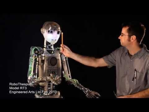 İnsanabənzər robot