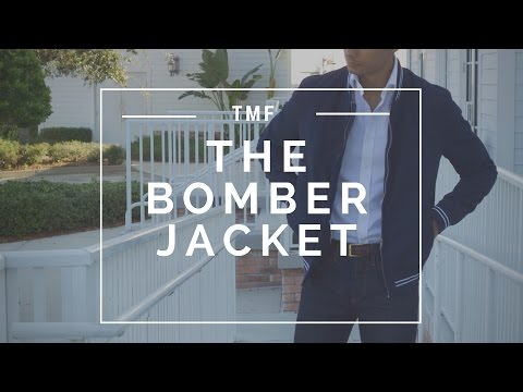How to Style The Bomber Jacket | 2 Looks
